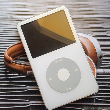 cool gadget: Cool ipod and vintage gadget