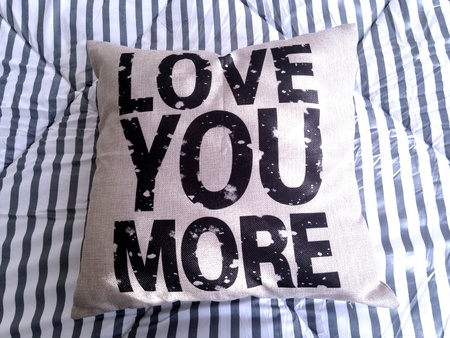 pillows: Lover pillow