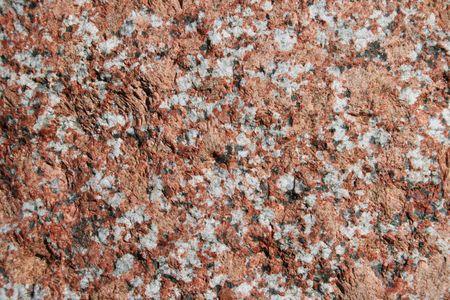 pink feldspar granite rock surface Stock Photo - 3577890