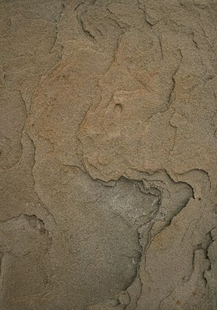 flaking: flaking sandstone background surface with interesting texture