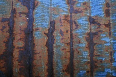 rusted grunge corrugated galvanized iron roof background texture Stock Photo - 3691511