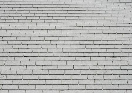 Gray shingle roof background photo
