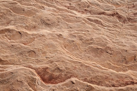 layered sandstone background surface with interesting texture  Imagens
