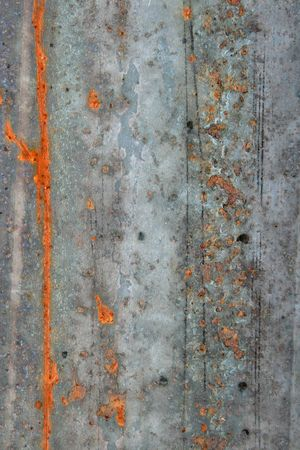 slightly rusty iron metal for grunge background texture Stock Photo - 5040204