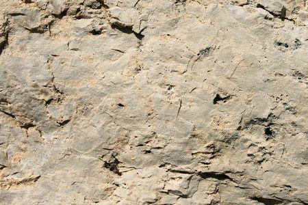 cracked white dolomite rock background Stock Photo - 5316860