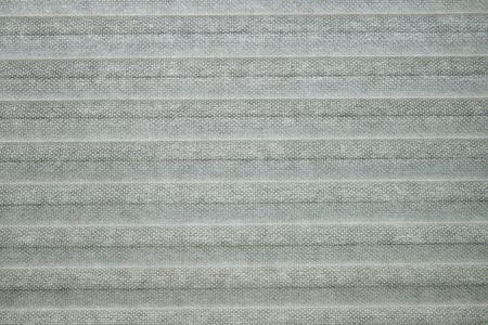 window shade: gray window shade for background texture Stock Photo