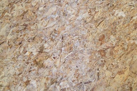 oriented strand board wood background surface texture