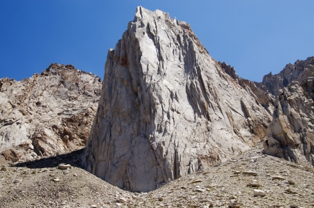 The Incredible Hulk rock formation in the Sierra Nevada Mountains Stock Photo - 16918377