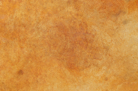 orange red stained concrete floor background texture