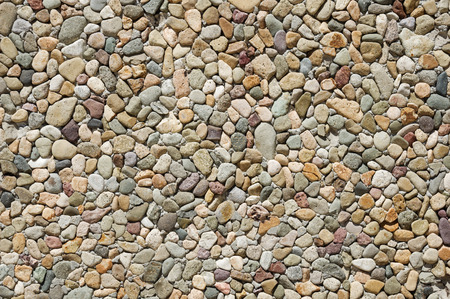 washed: washed pebble concrete wall background texture
