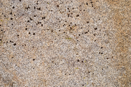 natural granite rock background texture with lichen