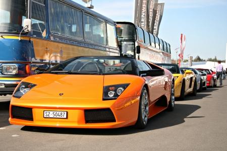 lamborghini: Lamborghini Murcie  769;lago LP 640-Batman