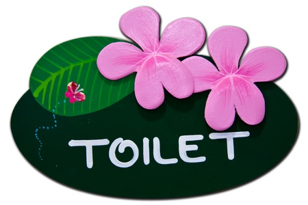 Bathroom signs,Signs to the bathroom of a hotel,Toilet signs,A sign for a public rest room,Bathroom toilet washroom restroom sanitation sign symbol thailand,