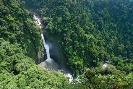 Waterfall jungle Stock Photo - 8455635