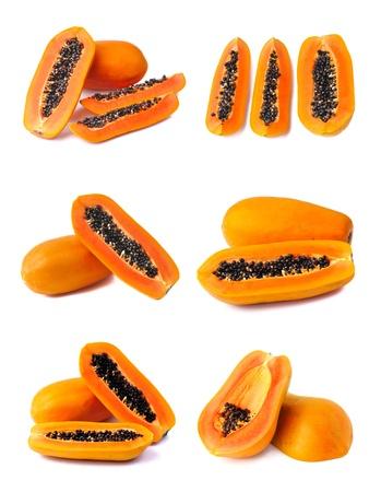 Papaya collection photo