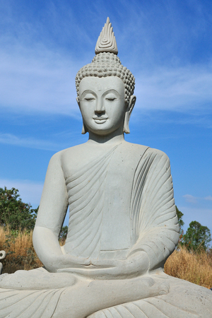 Buddha statue , Thailand photo