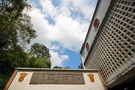 dhamma: building dhamma retreat travel thailand