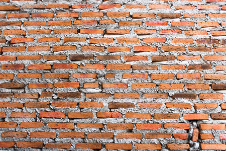 hindrance: Abstract background with brick wall