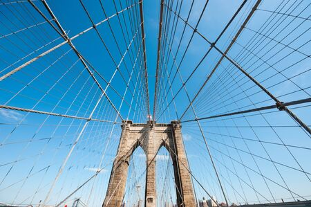 Brooklyn Bridge in NYC photo