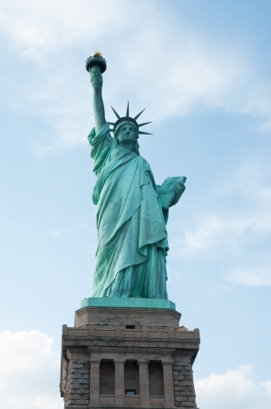 Statue of Liberty, New York photo