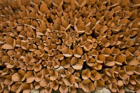 leh: firewood in Leh, India