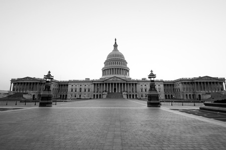 United States Capitol, Washington DC USA photo