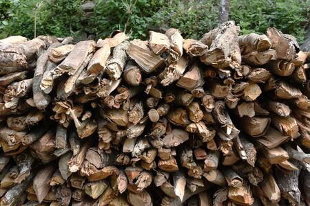 woodpile: closed up the woodpile