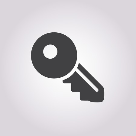 10 key: vector illustration of business and finance icon key Illustration