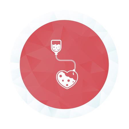 sampler: illustration of vector medical modern icon in design