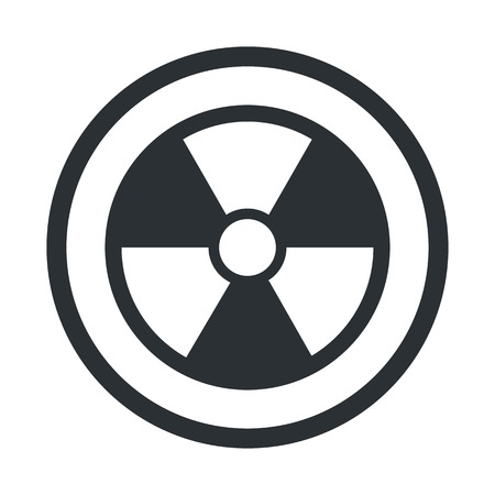 reactor: illustration of vector medical modern icon in design