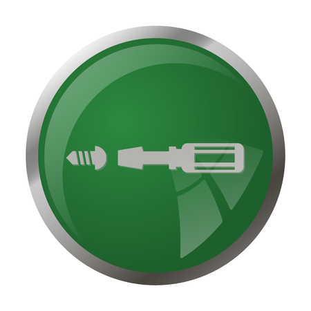 adjusting: illustration of vector building modern icon in design Illustration