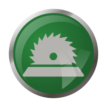 cutoff: illustration of vector building modern icon in design Illustration