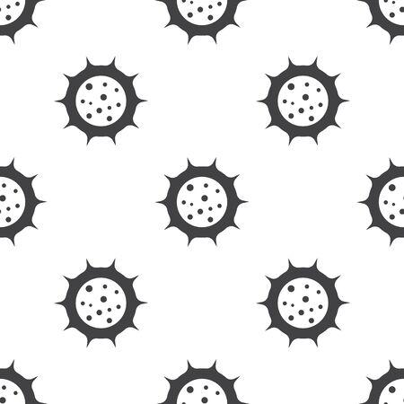 pathogen: ilustraci�n del vector icono moderno m�dica en el dise�o