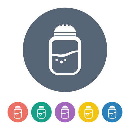 contemporary taste: Vector illustration of food icon