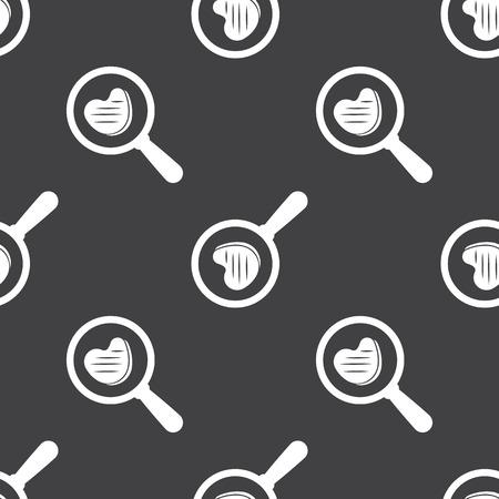 lamb chop: Vector illustration of food icon