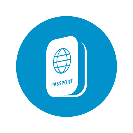 emigration: Vector illustration of travel and vacation icons