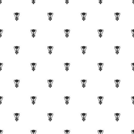 genitali: illustrazione della moderna b mancanza organo icona maschile