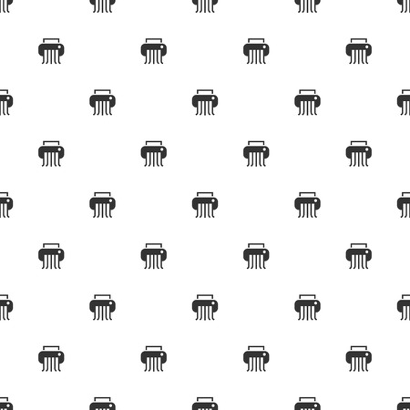 shred: illustration of office modern icon in design
