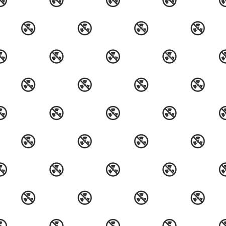 fission: illustration of modern b lack icon radiation