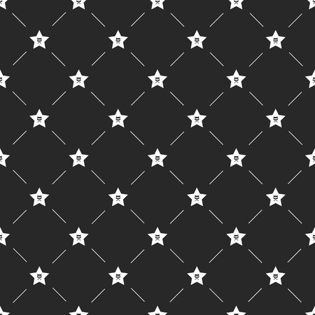prestige: illustration of modern b lack icon red carpet