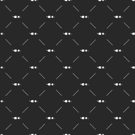 unplugged: ilustraci�n del vector de la construcci�n icono de dise�o moderno Vectores