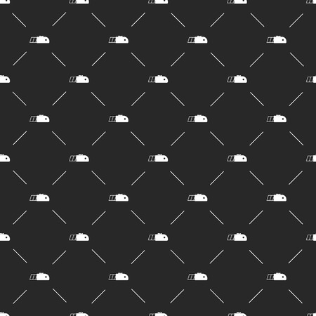 metal tips: illustration of vector building modern icon in design Illustration