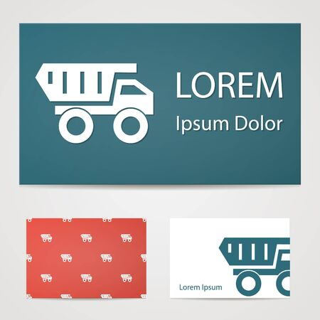 duties: illustration of vector building modern icon in design Illustration