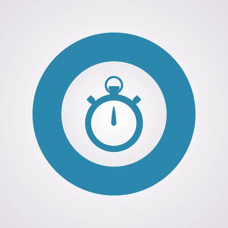 cronometro: ilustración de cronómetro negocios y finanzas icono
