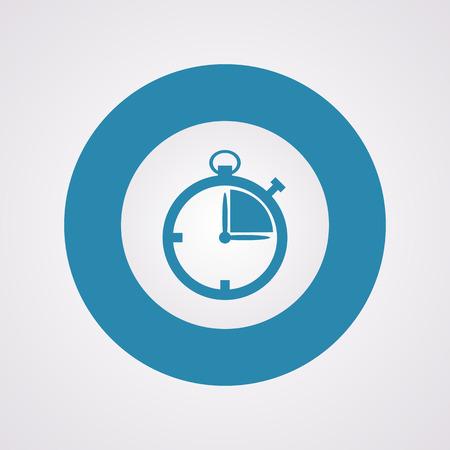 cronometro: ilustraci�n de cron�metro negocios y finanzas icono