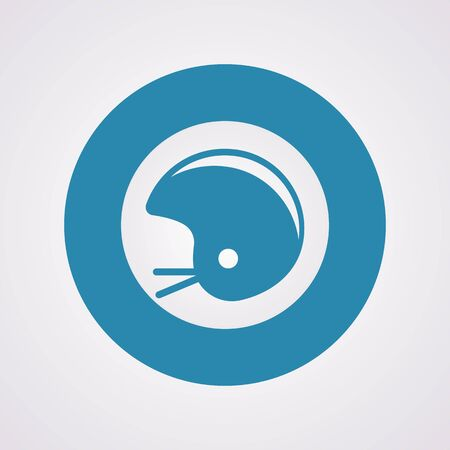 rollerblade: Vector illustration of modern education icon