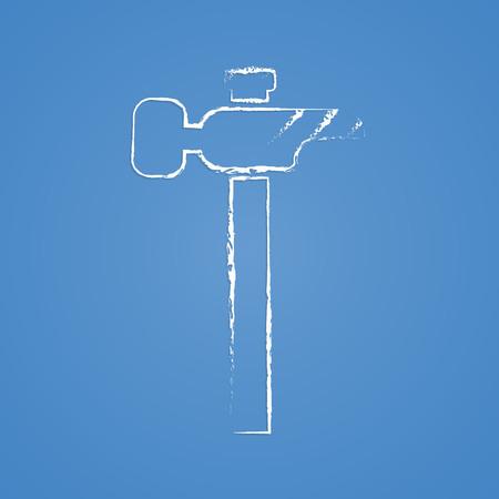 apalancamiento: ilustraci�n del vector de la construcci�n icono de dise�o moderno Vectores