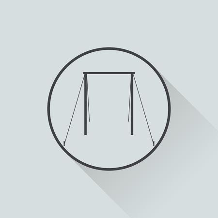 horizontal bar: illustration of business and finance icon horizontal bar Illustration