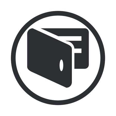 illustartion: Vector illustartion of wallet