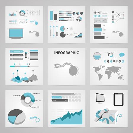 ligotage: illustration vectorielle de la cha�ne ic�ne infographie